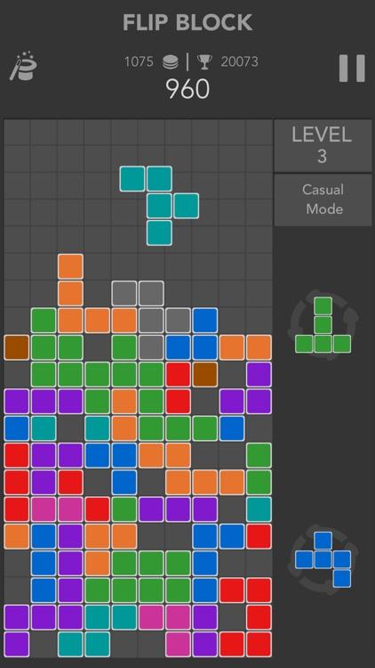 Flip Block: jewel legend blast