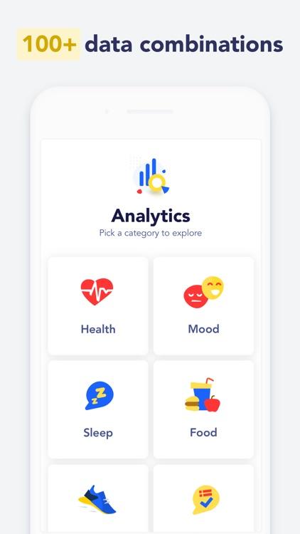 Feelsom: Wellness Tracker screenshot-3