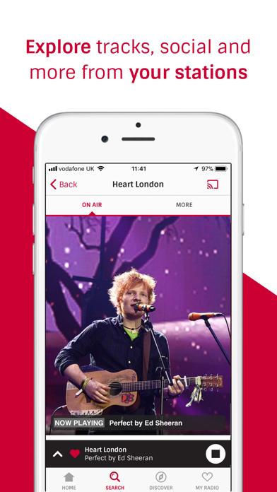 Radioplayer - UK radio is here screenshot one