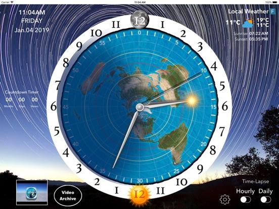 Flat Earth Sun, Moon & Zodiac screenshot 13