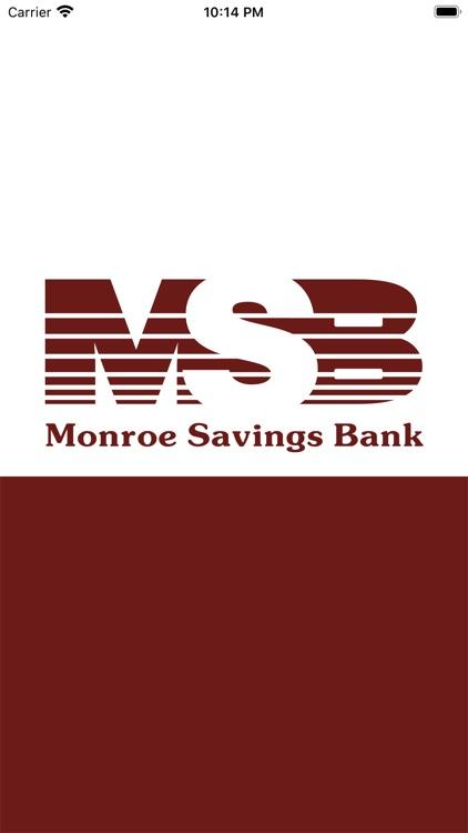 Monroe Savings Bank Mobile