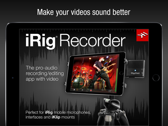 Screenshot #4 pour iRig Recorder