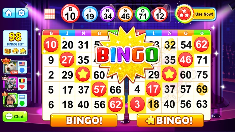 Bingo Holiday - BINGO Games screenshot-0