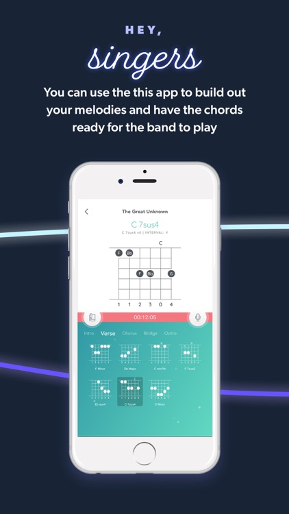 Song: The Chord Resolution App screenshot-8