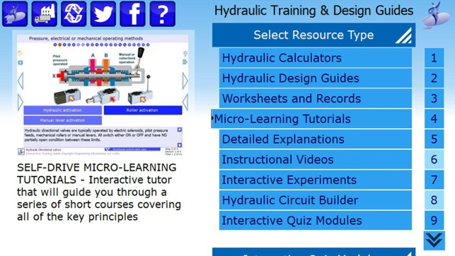 Hydraulic Training Calculators on the App Store