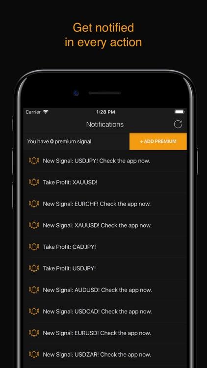 Forex Signals - Daily Tips screenshot-3