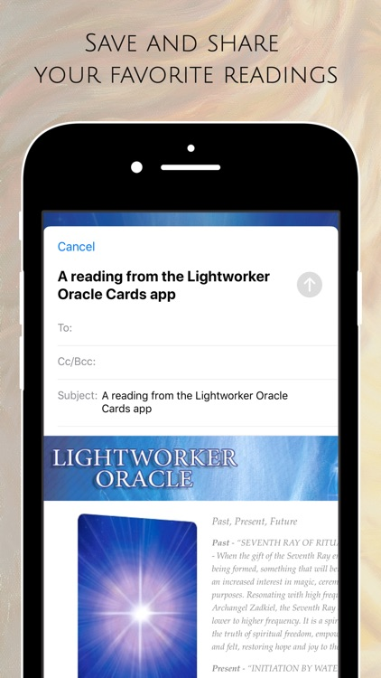 Lightworker Oracle screenshot-8