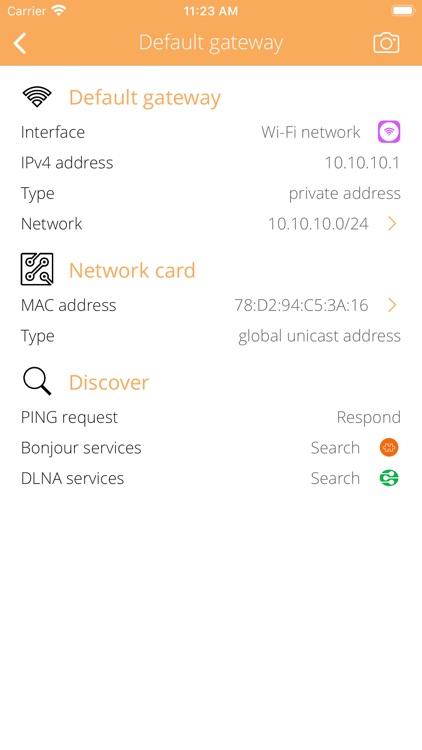 Air Address screenshot-6