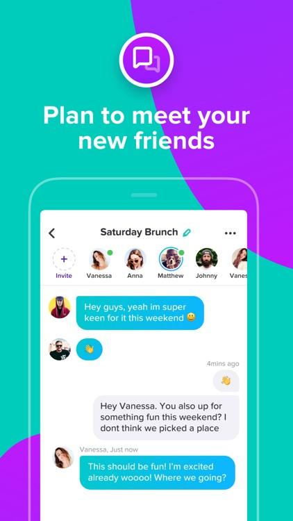 Friendly - Meet New People screenshot-6