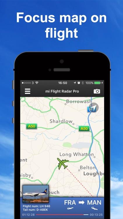 mi Flight Radar Tracker Aware screenshot-3