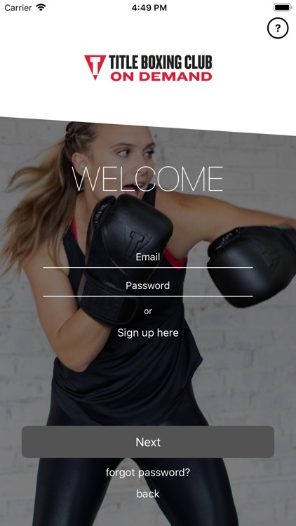 TITLE Boxing Club On Demand screenshot-3