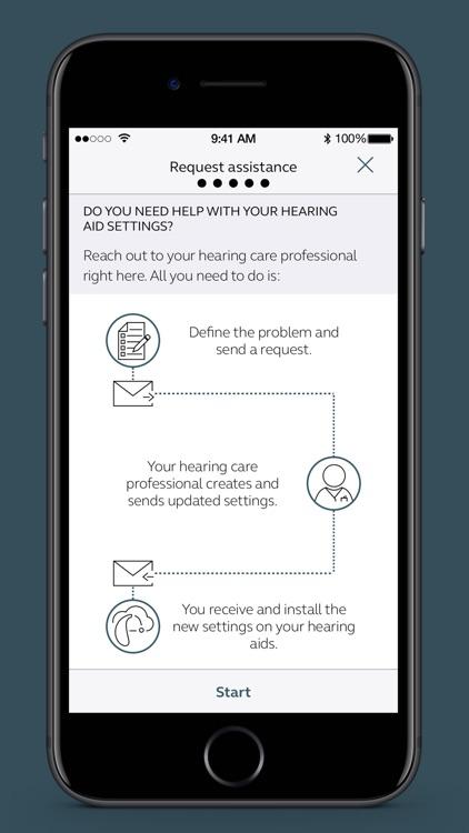 BeMore – for your hearing aids screenshot-5