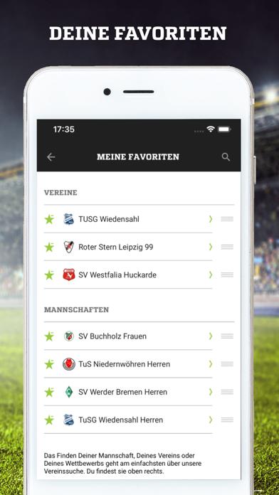 messages.download FUSSBALL.DE software