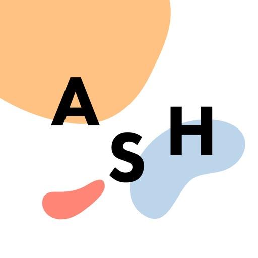 Ash - ストーリーコラージュ編集