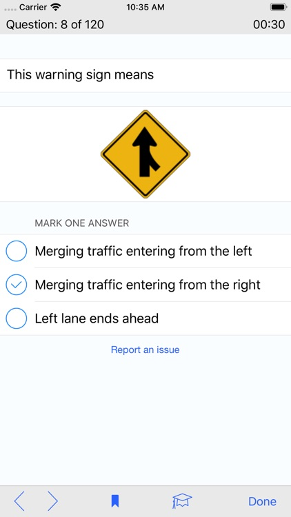 North Carolina DMV Test Prep screenshot-3