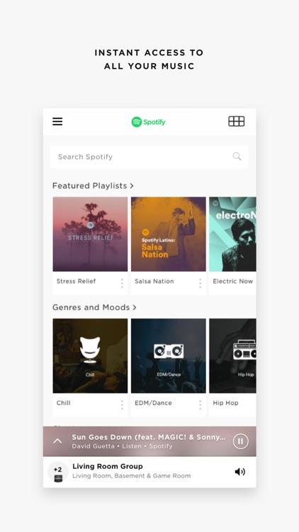 Bose SoundTouch screenshot-0