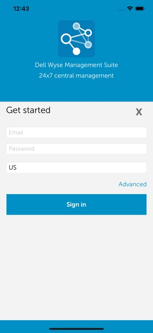 Dell Wyse Management Suite on the App Store