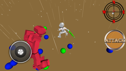 Square Boxes Wrestle screenshot 2