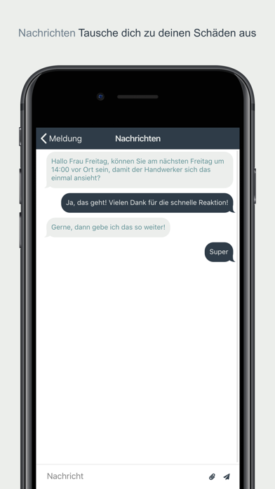 promeldung screenshot 5