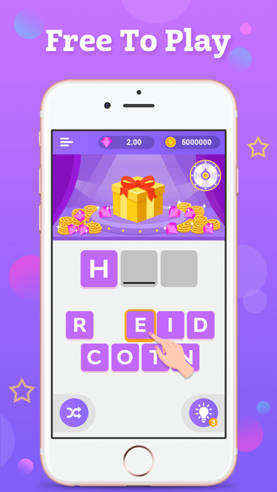 Words Luck: Search, Spin & Win screenshot 7