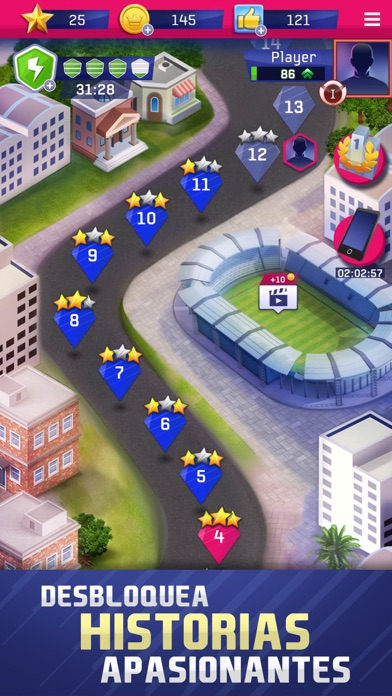 Soccer Star 2020 Fútbol HeroCaptura de pantalla de2