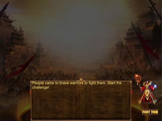 Warrior Resistance screenshot #4
