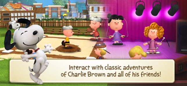Peanuts Snoopy Town Tale On The App Store