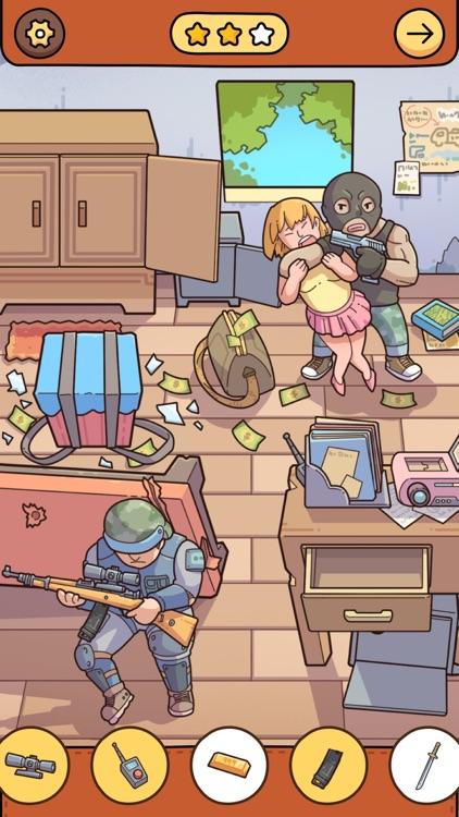 Find Out - Hidden Objects screenshot-3