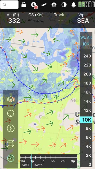 FlyQ EFB Screenshot