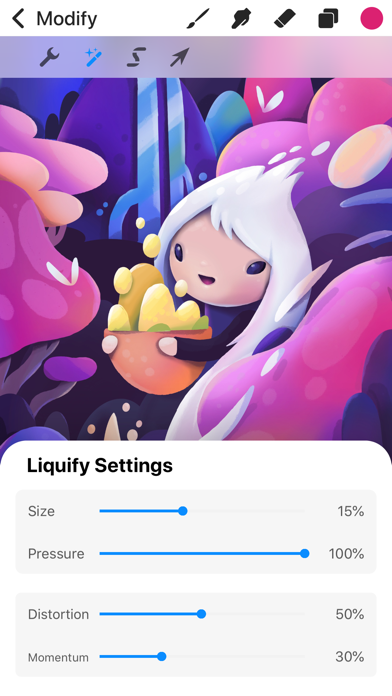 Procreate Pocket on PC: Download free for Windows 7, 8, 10