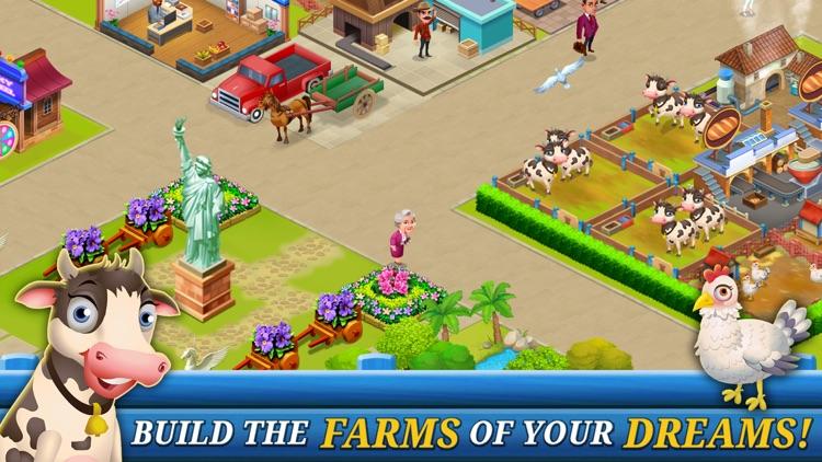 Supermarket City : Farm Tycoon