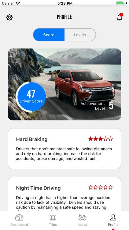 Mitsubishi Motors Road Assist+ screenshot-3