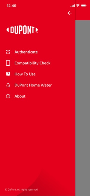 Dow Home Water