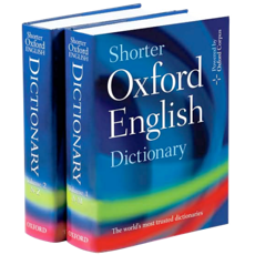 ‎Shorter Oxford English Dict