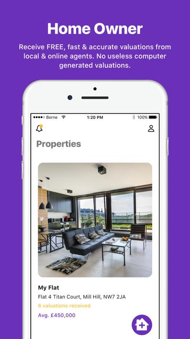 Zeus – Property Valuation screenshot two