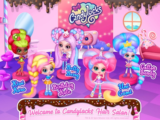 Candylocks Hair Salon screenshot 9