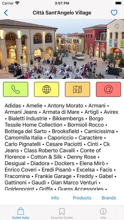 Outlet Italia screenshot-4