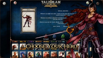 Talisman: Digital Edition Screenshots