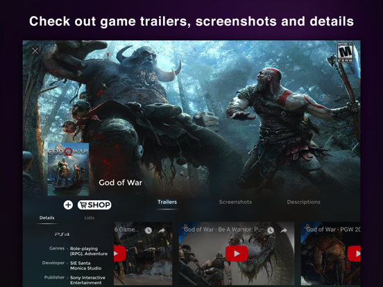 Game Tracker - video game release dates screenshot