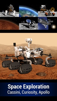 Solar Walk - Planets Explorer iphone images