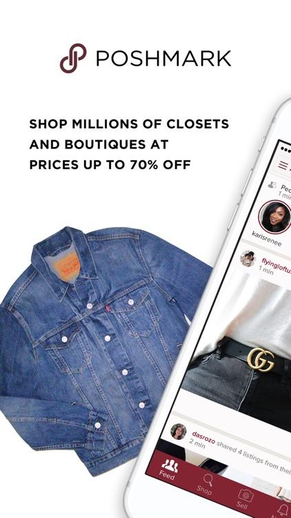 Poshmark: Buy & Sell Fashion screenshot-0