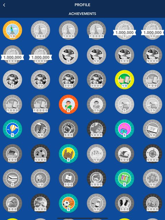 Millionaire Quiz Free! screenshot