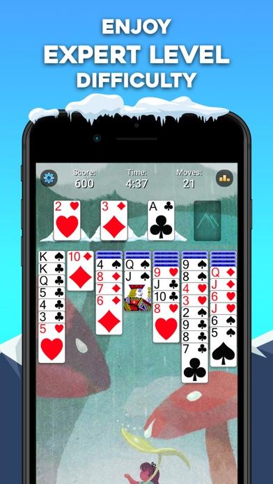 Yukon Russian – Solitaire Game screenshot 9
