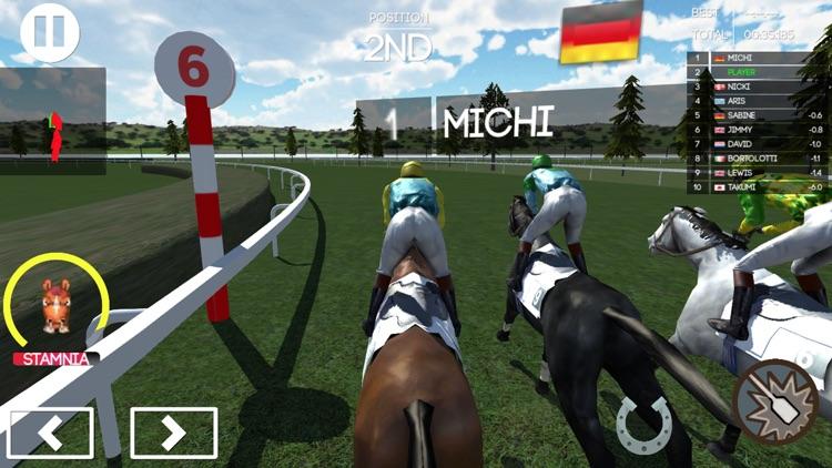 Horse Racer screenshot-0
