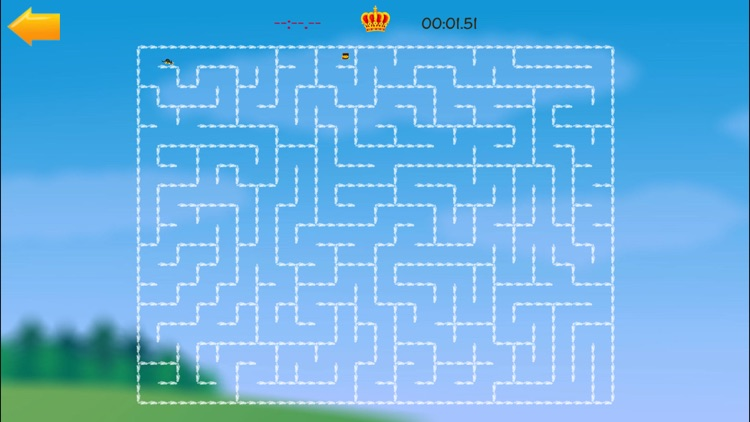 Dinosaur Labyrinth kids game screenshot-4