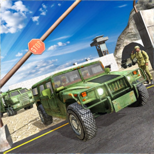 Army Border Cargo Transport