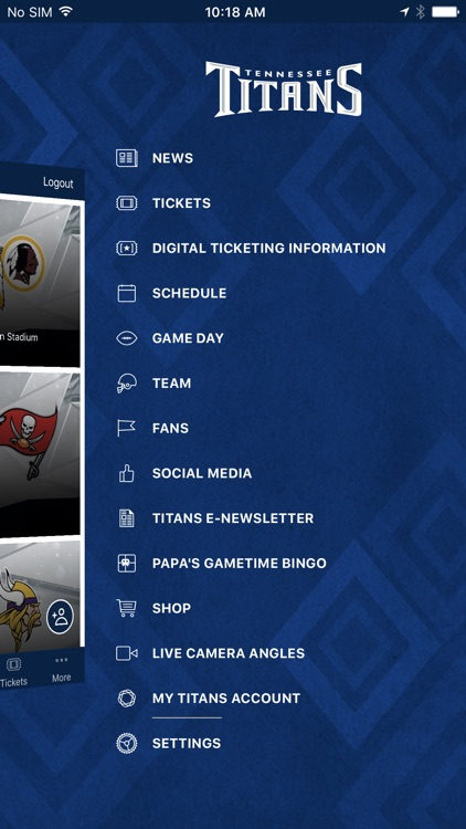 Tennessee Titans Mobile screenshot-4