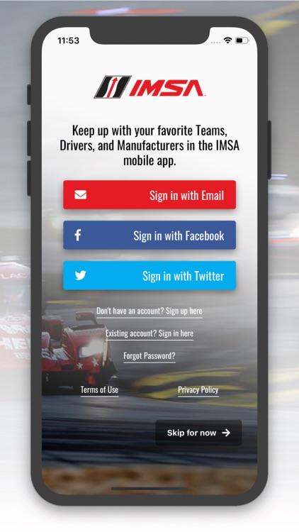 IMSA screenshot-0