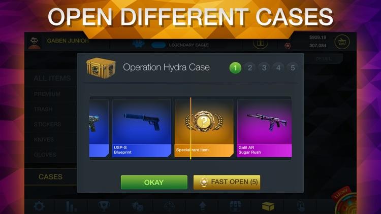 Case Chase - CSGO Simulator