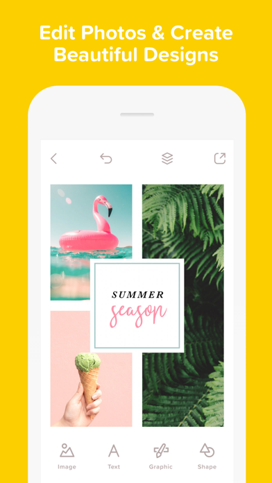 Over Edit & Add Text to Photos Screenshot